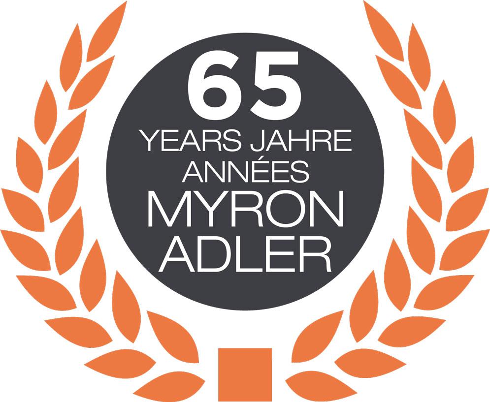 65jahre-MyronADLER