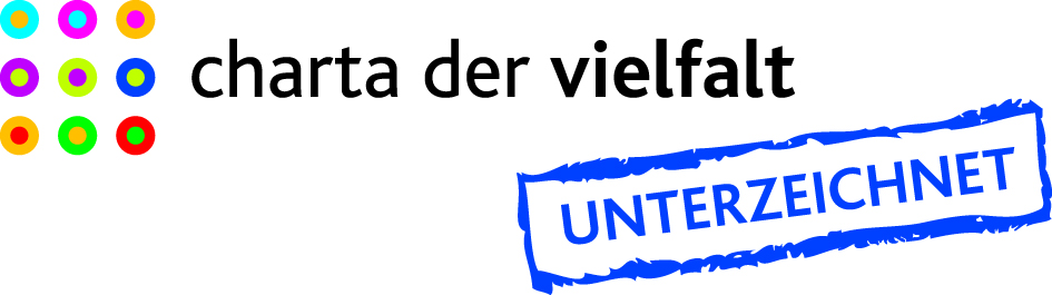 Charta der Vielfalt - Logo Unterzeichner