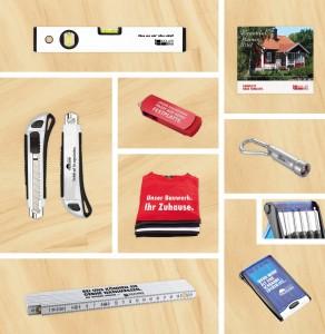 ADLER Werbegeschenke - Branche: Handwerk