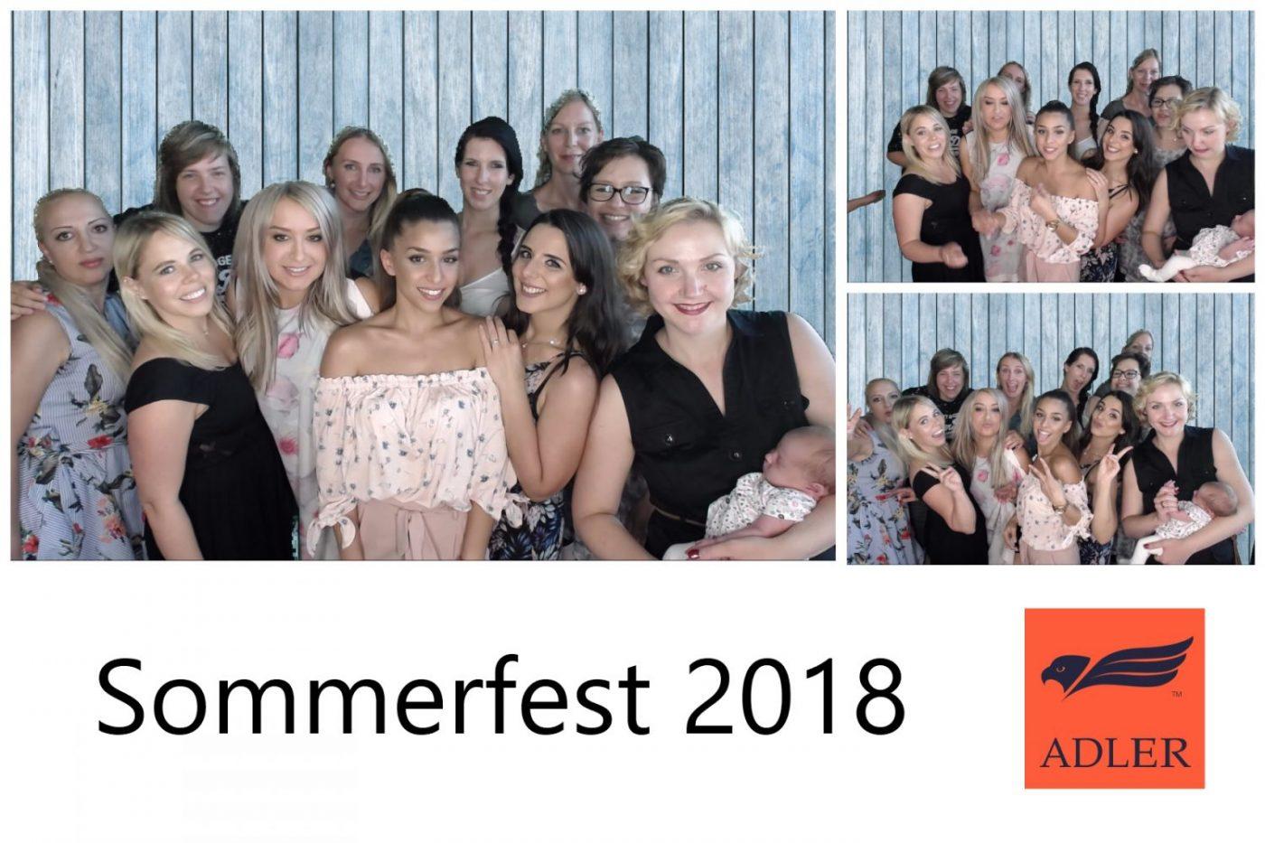 Sommerfest Finanz