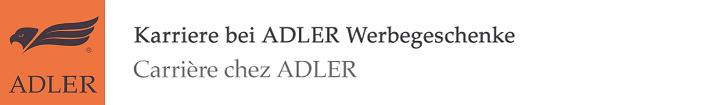 Logo ADLER Werbegeschenke