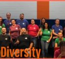 We love diversity